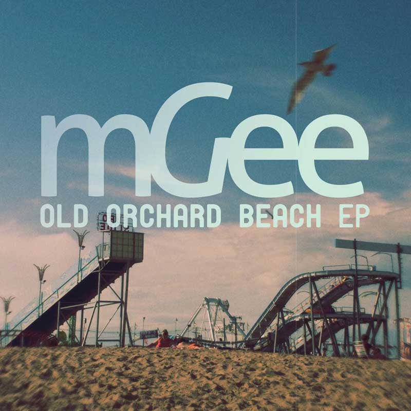 Cover of 'Old Orchard Beach EP' by mGee