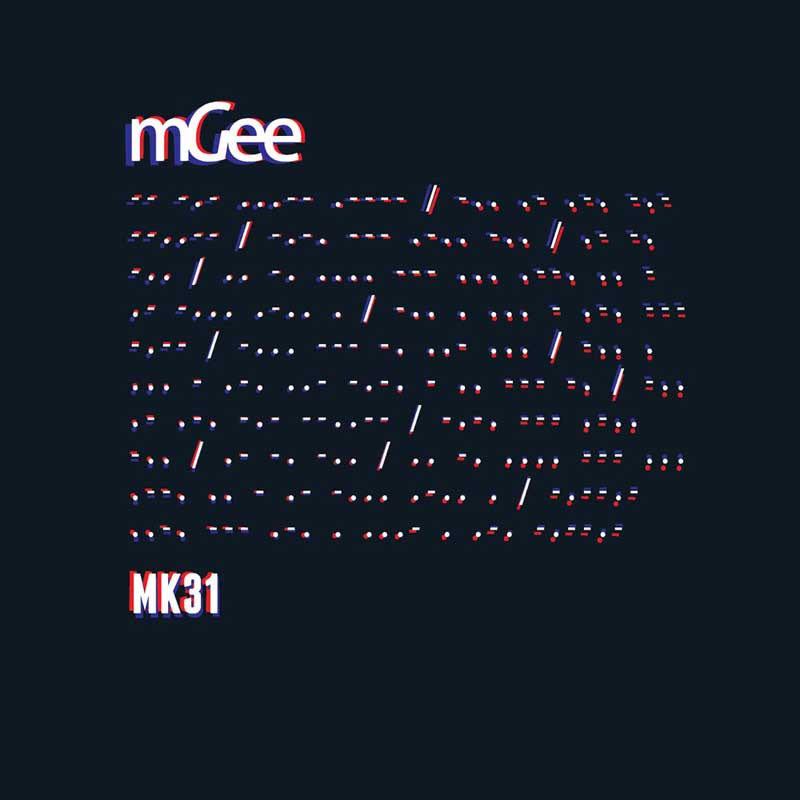 Cover of 'MK31' by mGee