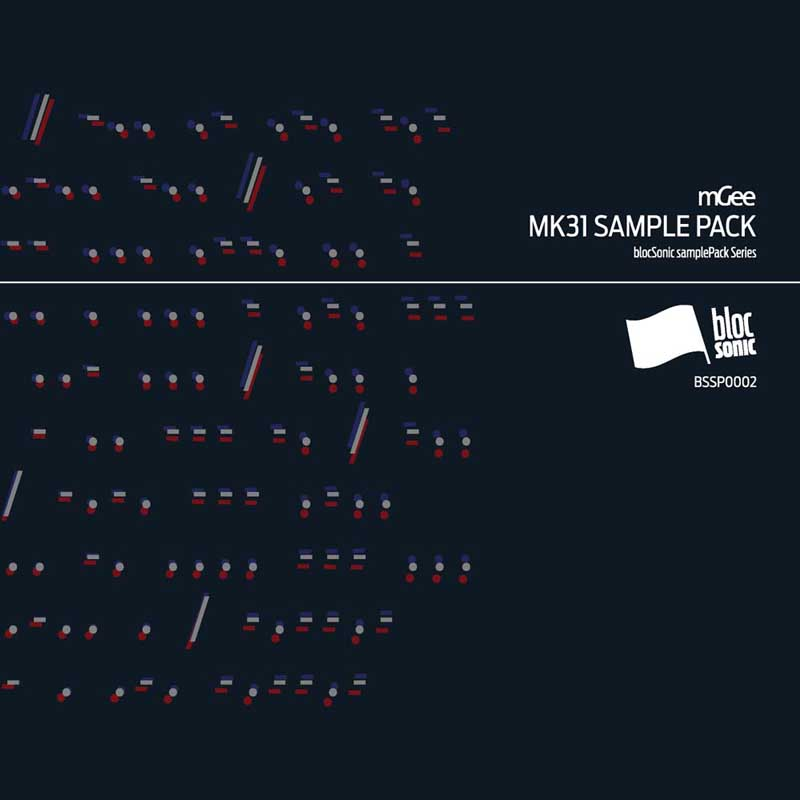 Cover of 'MK31 Sample Pack' by mGee