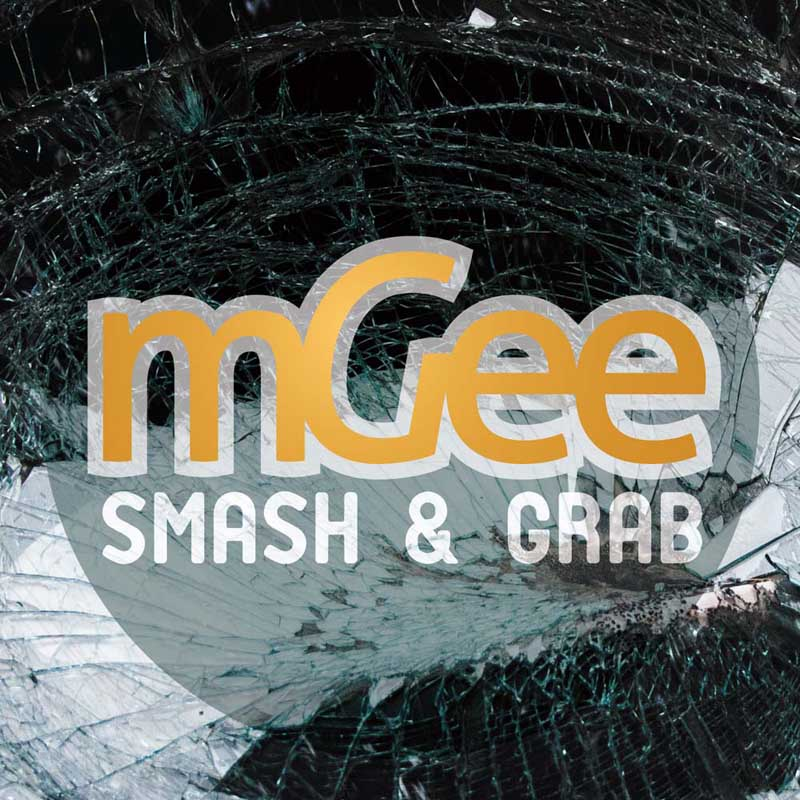 Cover of 'Smash & Grab' by mGee