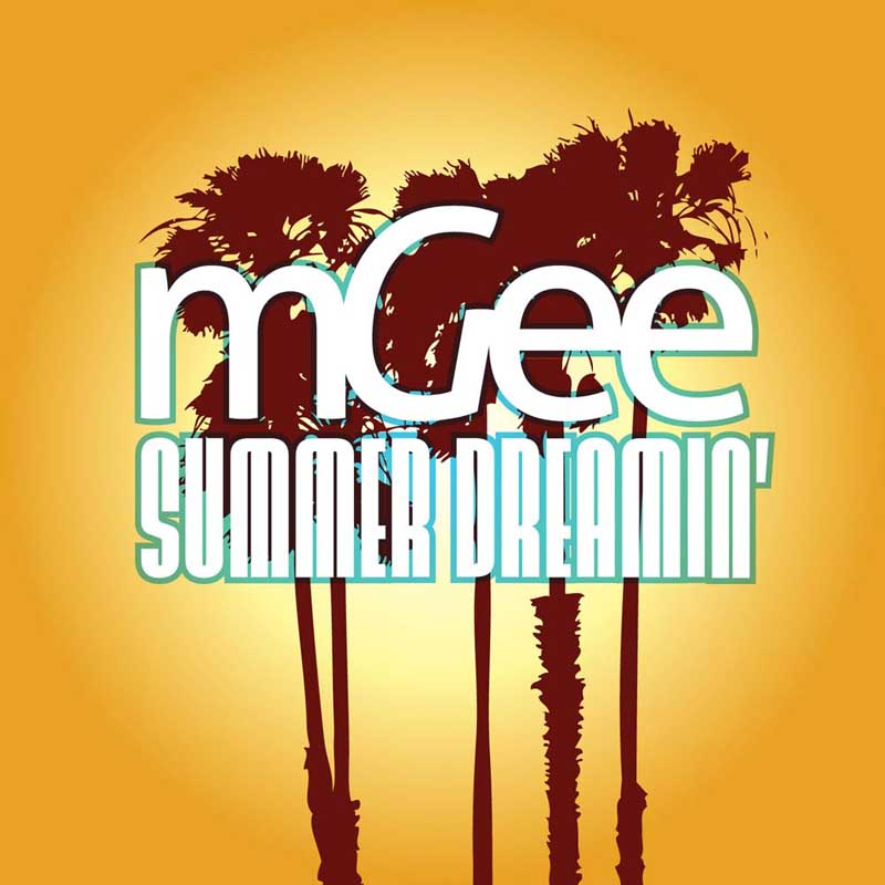 Cover of 'Summer Dreamin'' by mGee