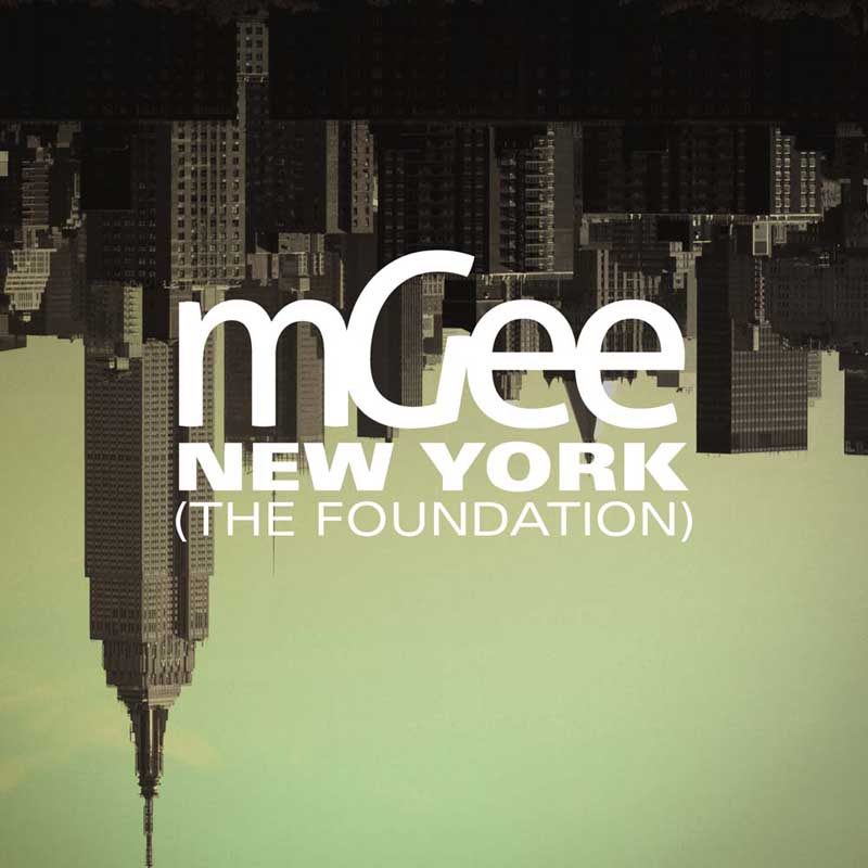 Cover of 'New York (The Foundation)' by mGee